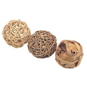 Rosewood Boredom Breaker 3x Fun Balls